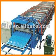 Máquina formadora de rodillos para IBR