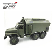 DWI  2.4G four-wheel drive remote control RC cars Off-road military toy truck for sale