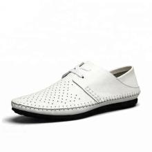 Высококачественная мужская повседневная кожаная обувь