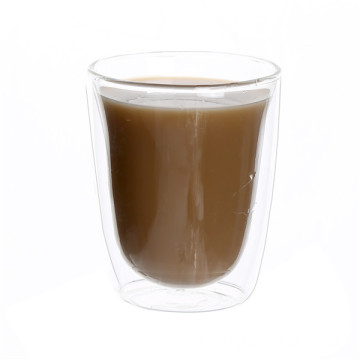 Good Quality for Milk Cups Borosilicate Clear Glass Tea Coffee Water Cup export to Jordan Suppliers