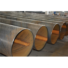 Chine 3lpe Coated Spiral Steel Pipe