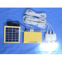 1W and 3W LED Bulbs Solar Energy Saving LED Lighting Kits