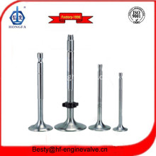 Train Engine Diesel Exhaust Valve Splined