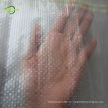 Cubierta de invernadero de tela tejida de 200 micrones