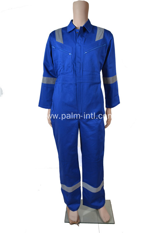 Royal Blue Overall