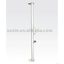 Regalhalterungen und Stützen Aluminiumlegierung meterial hängen oben leuchtendes Regal