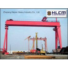 Shipyard Gantry Crane 01 with SGS