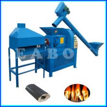 Extrusora automática de la prensa de la bola de la briquetas del carbón de leña que hace la máquina