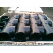 Carbon Steel Butt Weld Equal Tee