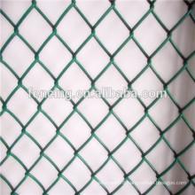PVC Coated Chain Link Fence Mesh Panels / pvc coated chain link fence extensions (factory price)
