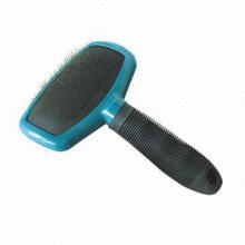 Cepillo barato del animal doméstico, cepillo de pelo del perro (YB69085)