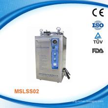 MSLSS02W Calefacción eléctrica Esterilizador autoclave vertical