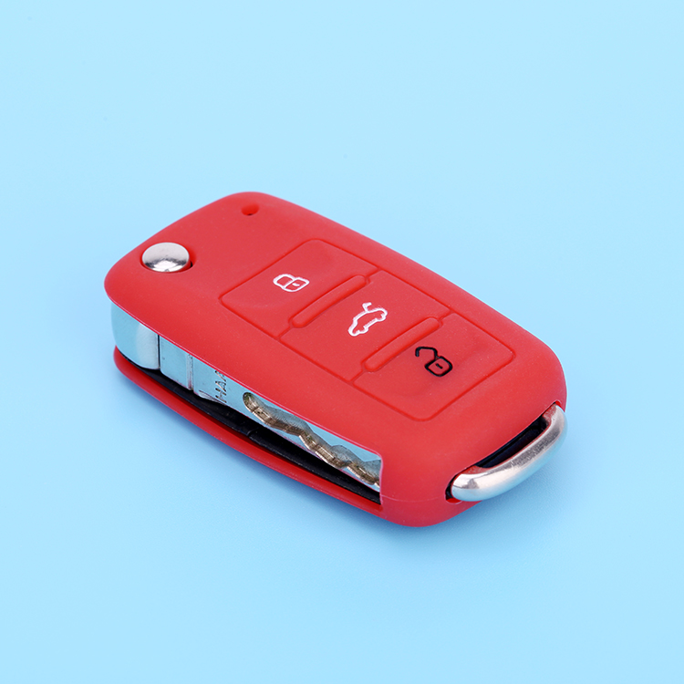 silicone key cover for cars