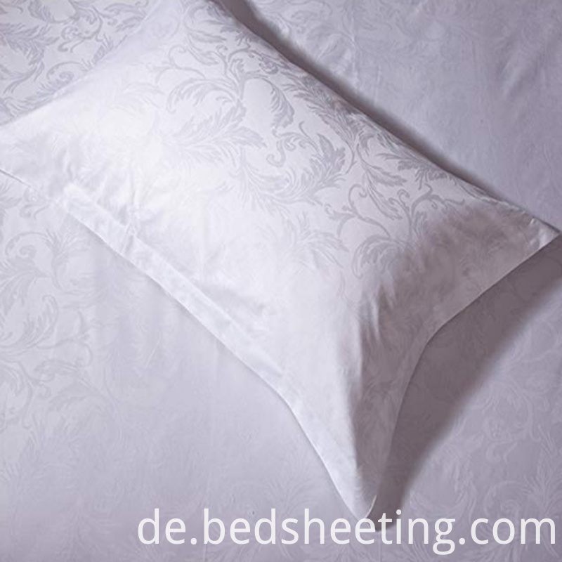 Hotel Cotton Jacquard Pillow Shams