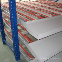 Carton Stockage en rack pour stockage de moyenne durée