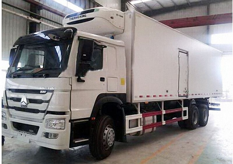 Refrigerated Truck 124