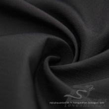 Imperméable à l'eau et à l'extérieur Vêtements de sport en plein air Veste en flèche Tissé Pongee Peach Skin Jacquard à rayures 100% Tissu en polyester (63026)