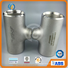 Ss Cross Tee, Cross Pipe Fittings, Butt Weld Cross, Stainless Steel Tee (KT0349)