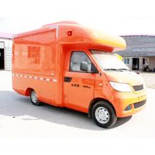 4x2 Changan vending van truck para la venta