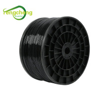 Greenhouse film tension rope poly wire
