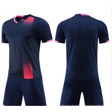 Ensemble maillot et short de football pour homme