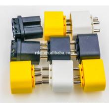 вставить МЭК 60320 С14 желтый белый черный