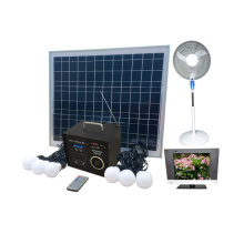 40w solar power system home