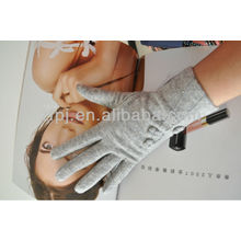 Ladies Winter Cashmere Glove Leather