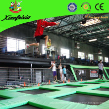 CE Safety The Best Fun Trampoline Park