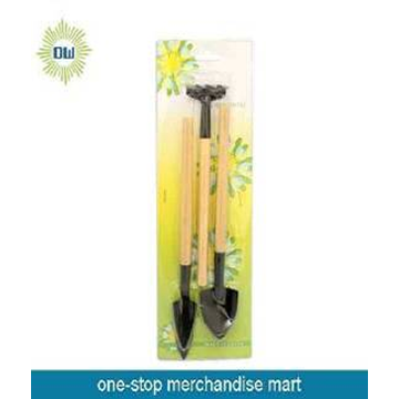 3pcs Mini Garden Tools