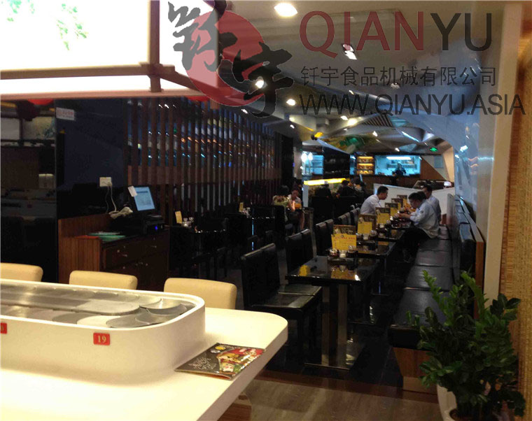 Restaurant For High Quality Sushi Conveyor