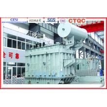 Трансформатор электродуговой печи для металлургической промышленности