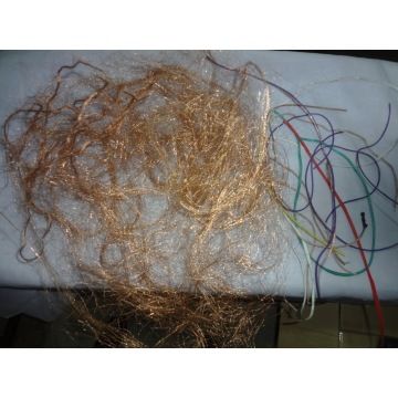 Scrap Cable Wire mesin menggonggong