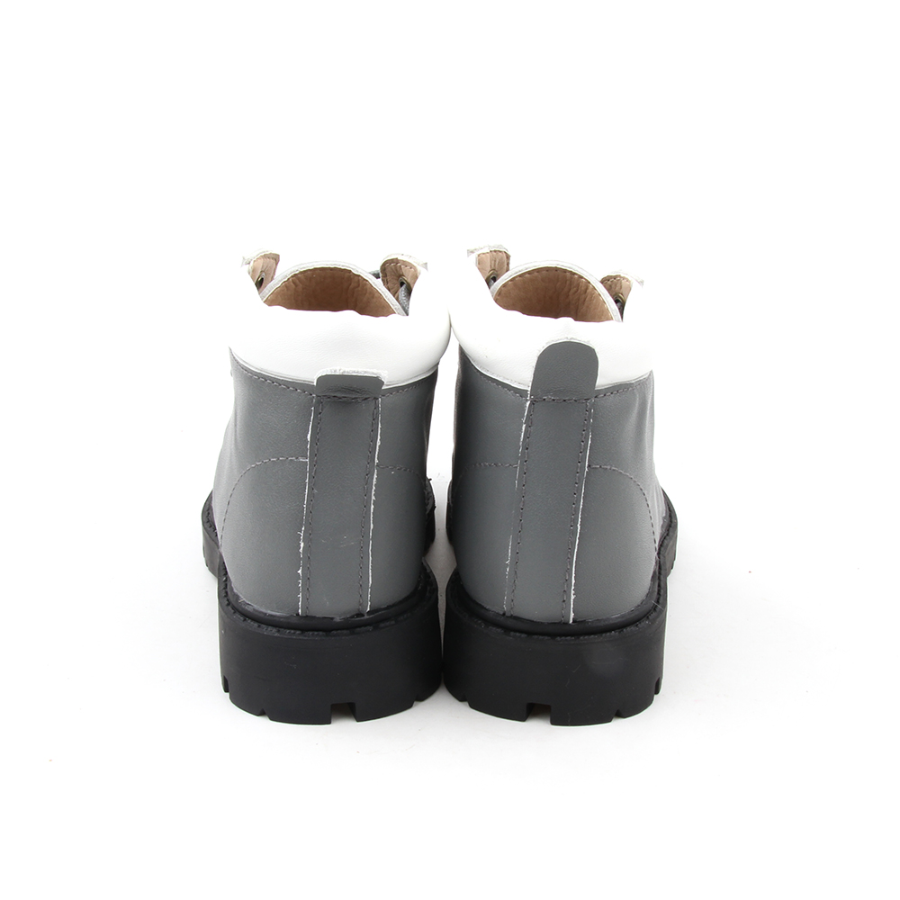 High Design Level Toddler Shoes Good Efficiency Leather Baby Shoes Fresh Boot Women Shoes