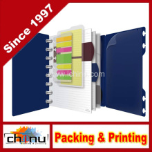 Crossover Notebook, 6 X 9 Inch Size, Wide-Ruled (520036)