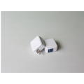 MINI 2USB CHARGER (FOLDING) mobile, US EUR AU UK TW JP option