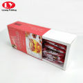 sliding packaging box with sleeve for health food