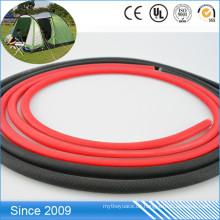 Wasserdicht und einfach zu steigen Kunststoff PVC beschichtete Runde Leine Seil
