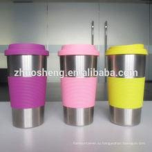 собственный логотип, печать высокого качества рекламных пластиковых стаканчиков