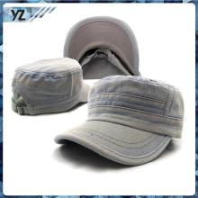 Nouvelle conception chapeau militaire / chapeau Chine capuchon militaire personnalisé avec un excellent prix