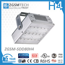 Túnel LED de alta potencia 80W