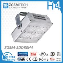 Tunnel LED haute puissance 80W