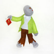 Plush film animation boy doll