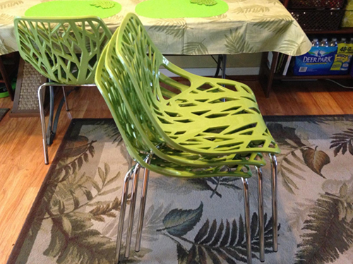 plastic dining chair2