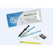 Kit de gel de blanqueamiento de dientes dentales