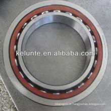 Dimensão angular do rolamento de esferas 7224C 120 * 215 * 40mm para a máquina eo auto