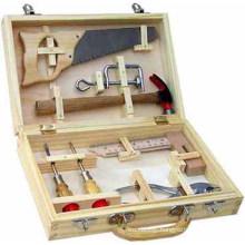 Wooden Toy Wooden Tool Box--8 PCS