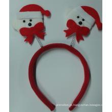 Presente da promoção para Natal cabeça Hoop, cesta de Natal (PF03002)