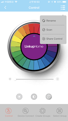App Control Interface1