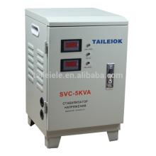 SVC-5000VA / 3, Stabilisateur de tension automatique, triphasé